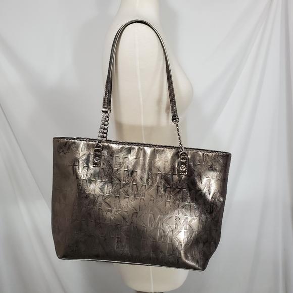 Michael Kors Handbags - Micheal Kors 1408 Jet Set Chain Tote Bag